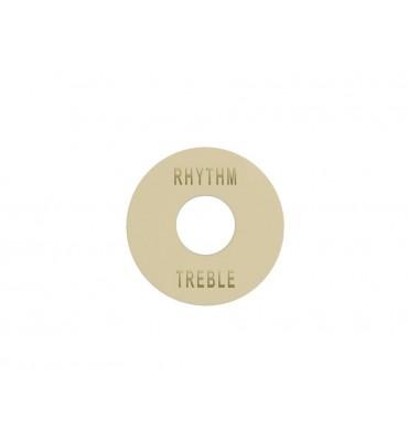 Boston EP-508-I piastrina per interrutore a leva per chitarra elettrica