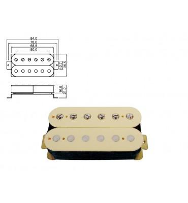 Boston PU-50-FCR pickup humbucker per chitarra elettrica