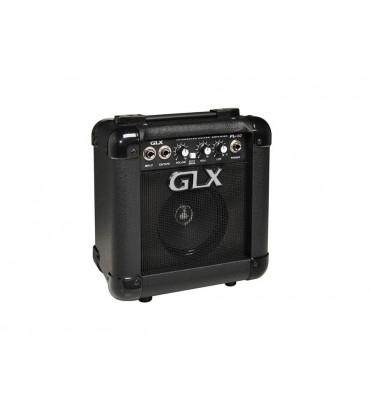 GLX PL-10-BK amplificatore combo per chitarra elettrica 10W