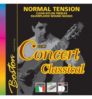 Boston CC-NT muta di corde per chitarra classica tensione normale