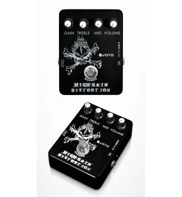 Joyo JF-04 High Gain Distortion effetto a pedale per chitarra