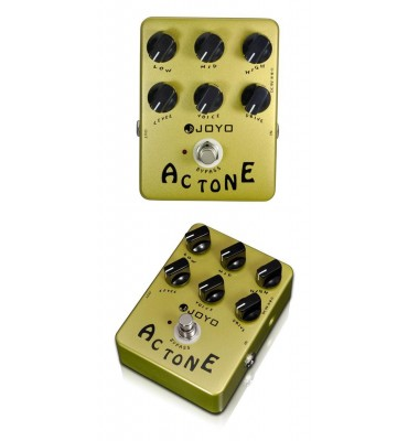 Joyo JF-13 AC Tone effetto a pedale per chitarra