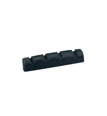 Boston NTC-7 Top nut capotasto per basso in carbonio 43x8,8x6,3mm
