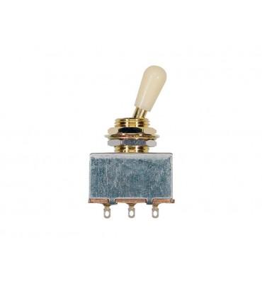 Boston SW-5-GI Selettore switch 3 vie per chitarra tipo Les Paul