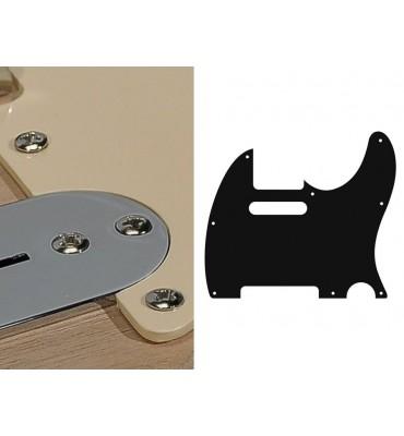 Boston TE-110-C Pickguard Battipenna crema per chitarra modello Telecaster
