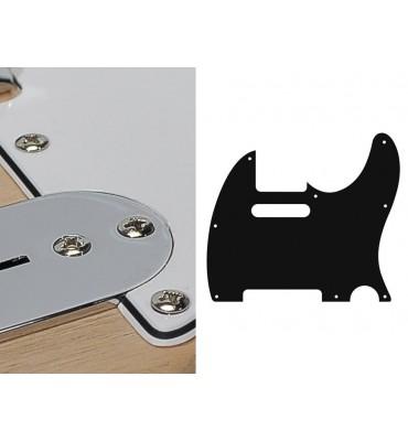 Boston TE-310-W Pickguard Battipenna bianco per chitarra modello Telecaster