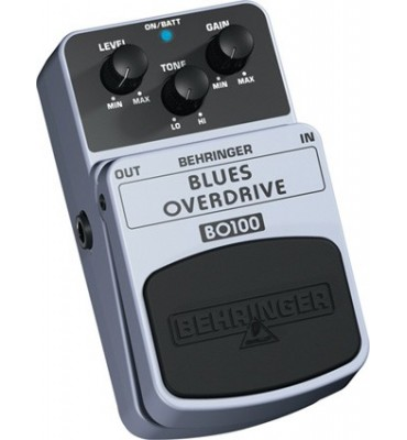 BEHRINGER - BO100 BLUES OVERDRIVE Effetto a pedale per Chitarra