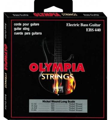 Olympia Strings EBS440 045-100 Muta di corde per basso elettrico