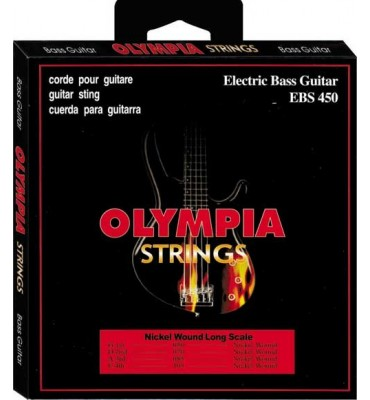 Olympia Strings EBS450 050-105 Muta di corde per basso elettrico