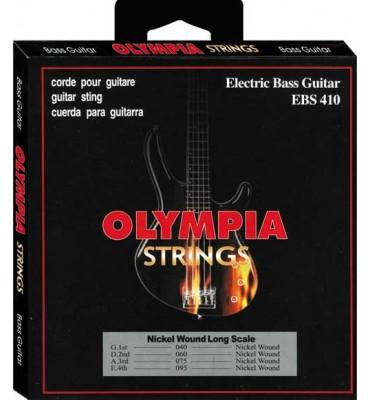 Olympia Strings EBS410 040-095 Muta di corde per basso elettrico