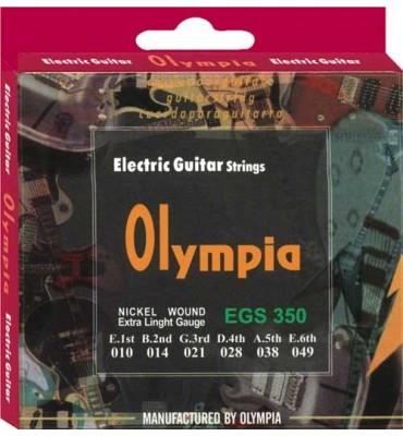 Olympia Strings EGS350 010-049 Muta di corde per chitarra elettrica