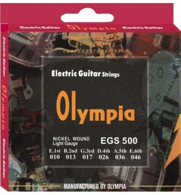 Olympia Strings EGS500 010-046 Muta di corde per chitarra elettrica