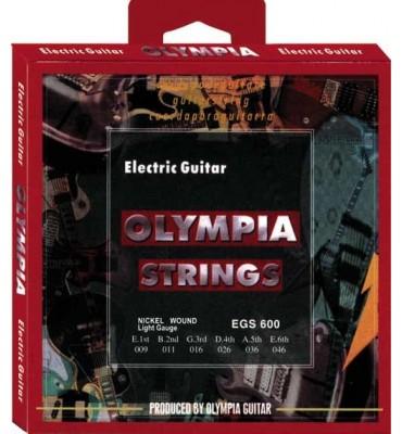 Olympia Strings EGS600 009-046 Muta di corde per chitarra elettrica