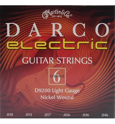 Martin Darco D9200 010-046 Muta di corde per chitarra elettrica