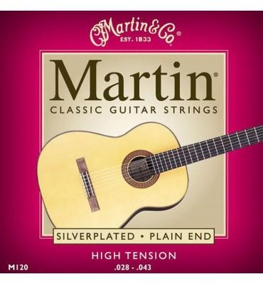 Martin M120 028-043 Muta di corde per chitarra classica